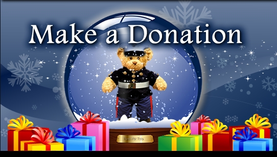 toys for tots teddy